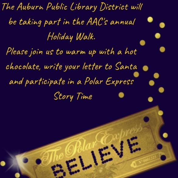 Auburn Holiday Walk | Auburn Public Library District